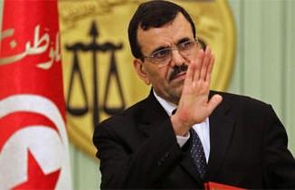 علي العريض: الأولية أمن البلاد وليست استقالة الحكومة