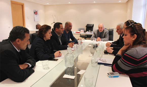 اجتماع بين الهايكا ونقابة الصحافيين التونسيين
