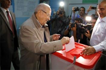 سبر اراء: نداء تونس على رأس الفائزين بأكبر النسب في الانتخابات