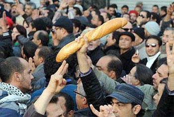 التضخم في تونس عند أعلى مستوياته وينذر بخطر