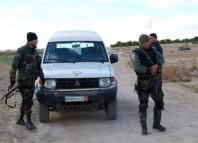إصابة 3 أعوان من الحرس الوطني خلال ملاحقتهم عناصر ارهابية بجندوبة