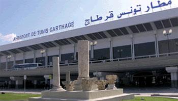 استنفار أمني في مطار تونس قرطاج بسبب قدوم محتمل لسلفي مزور جوازات سفر