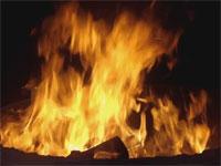 الحامّة : حريق بمخزن معدّ للتجميع البنزين المهرّب ...