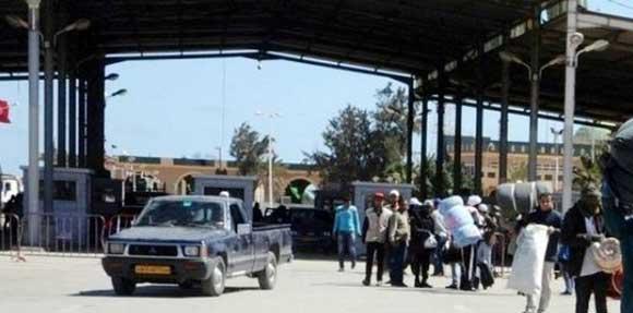 تحسّبا لتطوّر الأوضاع في ليبيا:تونس تقرر تكوين لجان جهو ...