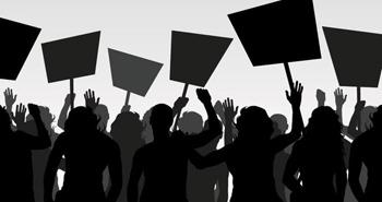 قوات الامن الداخلي تقرر تعليق تحركاتها الاحتجاجية ...