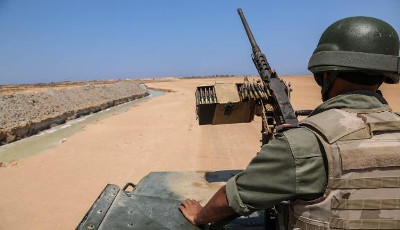 وزارة الدفاع :إحباط عملية تهريب بالمنطقة الحدودية العاز ...