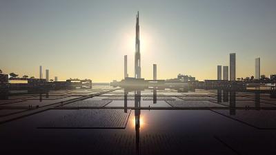 قائمة أعلى البناءات في العالم (غرافيك) ...