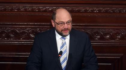 رئيس االبرلمان الاوروبي :الفساد هو اكبر تحد لتونس للنهو ...