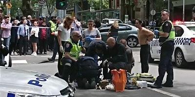 إصابات في عملية دهس بمدينة ملبورن الاسترالية