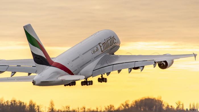 قيمتها 16 مليار دولار: إيرباص تفوز بصفقة ايه 380 مع طيران الإمارات
