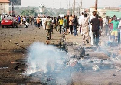 مقتل 71 شخصا في أعمال عنف بنيجيريا