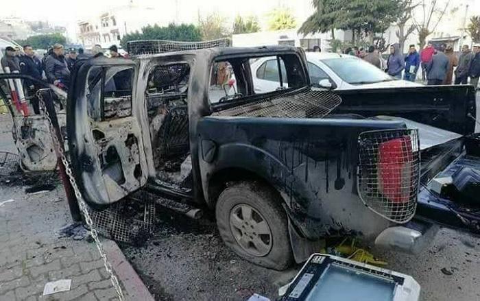 وزارة الداخلية: أعمال النهب والسرقة طالت 11 ولاية