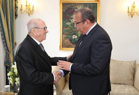 فحوى لقاء رئيس الجمهورية برئيس منظمة الأعراف