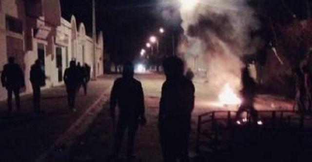 حصيلة عمليات النهب والسرقة خلال الاحتجاجات الليلية (وزارة الداخلية)
