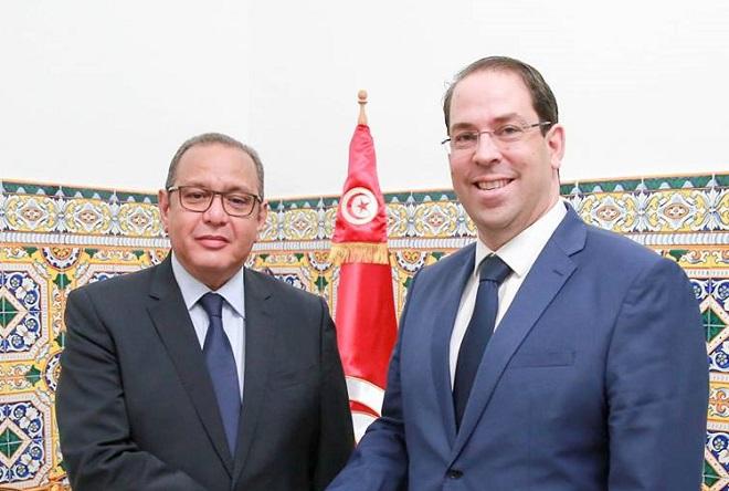 فحوى لقاء رئيس الحكومة برئيس منظمة الأعراف