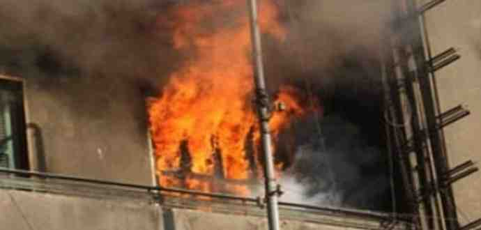 """مصدر أمني: """"حريق مبيت قفصة قد يكون بفعل فاعل"""""""