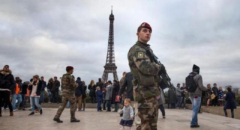 فرنسا: احباط مُخطط إرهابي كان يستهدف القوات المسلحة