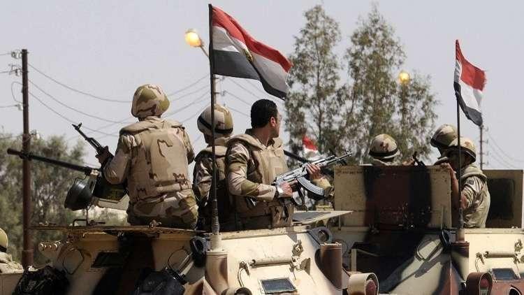 مصر: الجيش يستعد للرد على أي طارئ في البحر الأحمر
