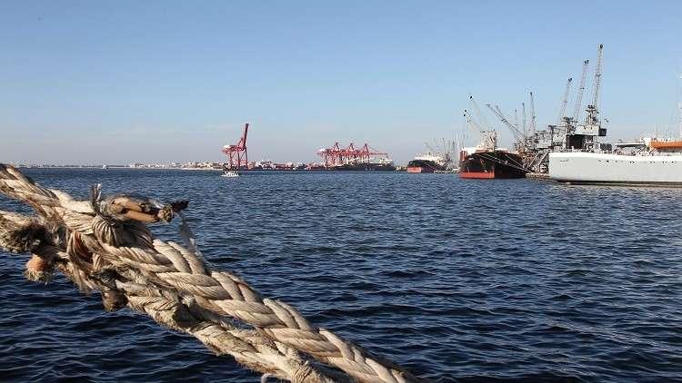 فتح خط تجاري بين سوريا وليبيا