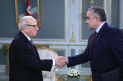 ماذا في لقاء رئيس الجمهورية بوزير الداخلية؟