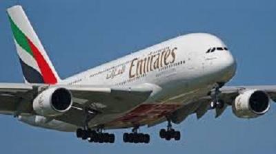 عودة رحلات الخطوط الإماراتية من وإلى تونس بداية من 25 مارس القادم