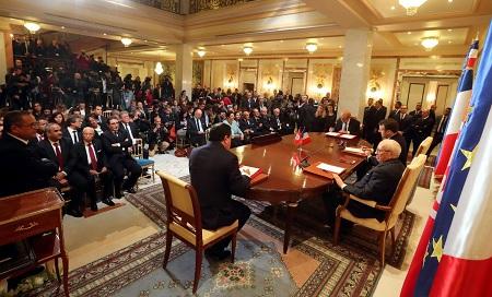 1100 رجل اعمال ومسؤول يحضرون منتدى الاعمال التونسي الفرنسي