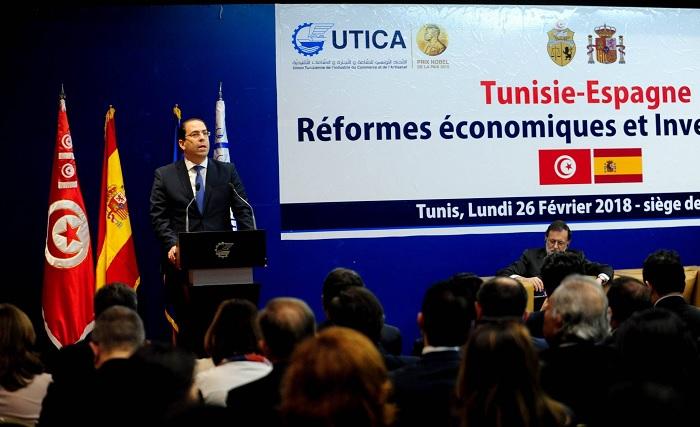 حجم استثماراتها تجاوز 1,3 مليار دينار: 67 مؤسسّة إسبانيّة مُنتصبة حاليا في تونس