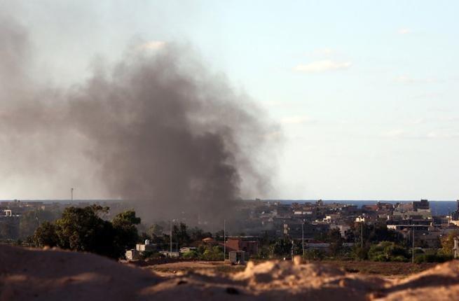 تفجير يستهدف مسجدا في بنغازي