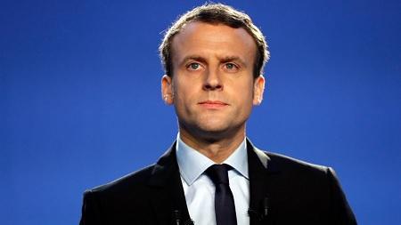 الرئيس الفرنسي ماكرون في زيارة دولة إلى أمريكا يوم 24 أفريل القادم