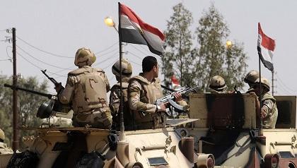 مصر: مقتل 3 أشخاص في تفجير بسيناء