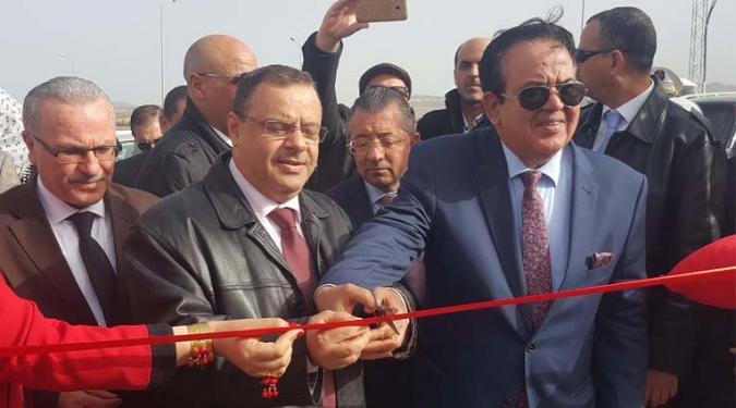 تونس- افتتاح المركز النموذجي لتحويل وتكييف المنتجات الفلاحية