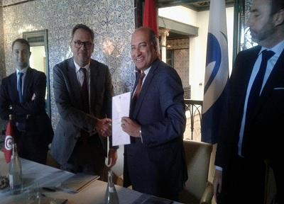تفاصيل الإتفاقيات المبرمة بين البنك الأوروبي لإعادة الإعمار والتنمية والإتحاد الدولي للبنوك