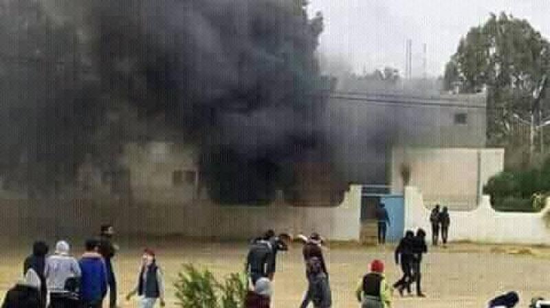 حرق مركز الأمن بالمظيلة: وزارة الداخلية تكشف التفاصيل