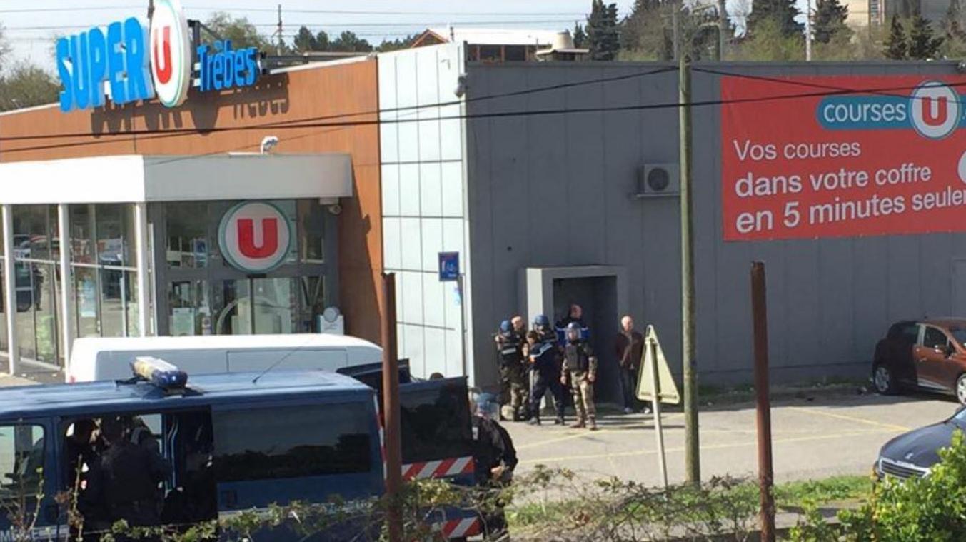 فرنسا:قتيلان أثناء عملية تحرير رهائن في متجر