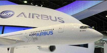 "شركة ""إيرباص"" تسرّح 3700 موظف"