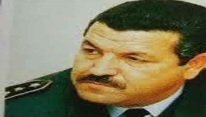 اعفاء مدير عام الأمن الوطني توفيق الدبابي