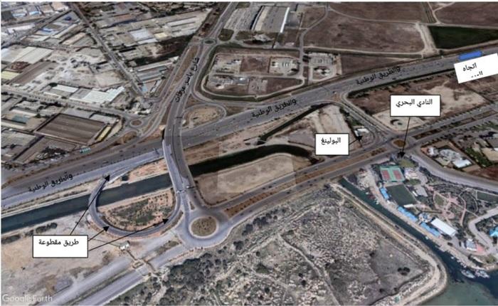 بلاغ يهمّ مستعملي الطريق الوطنية عدد 9 بتونس