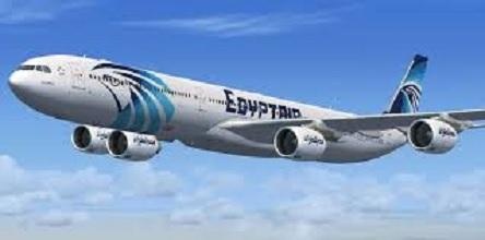 مصر للطيران تستأنف رحلاتها إلى موسكو يوم  12 أفريل