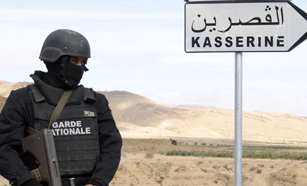 اشتباكات بين دورية عسكرية ومجموعة مسلحة في القصرين