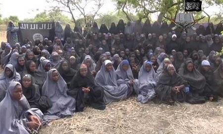 نيجيريا: التفاوض من أجل إطلاق سراح 110 فتيات مخطوفات