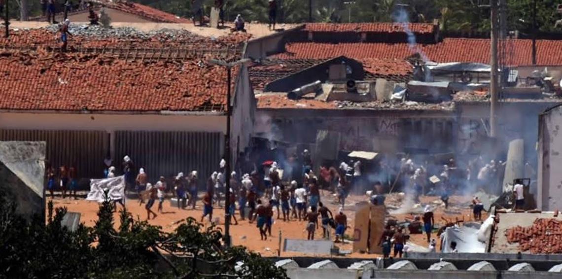 21 قتيلا في محاولة فرار من سجن برازيلي