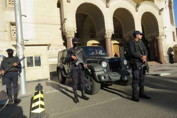 مصر: إحباط مخطط إرهابي لتفجير كنيسة