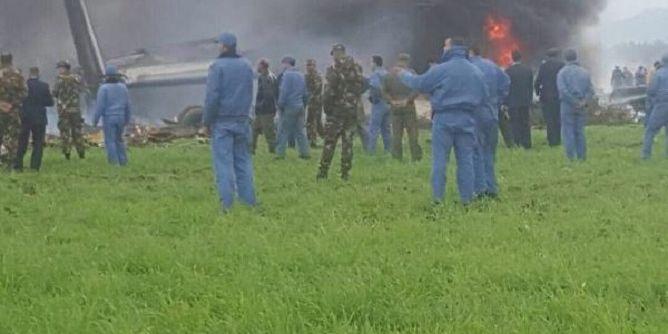 ارتفاع حصيلة ضحايا تحطم الطائرة الجزائرية إلى 181 قتيلا