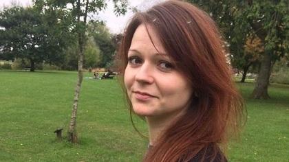 ابنة الجاسوس الروسي سكريبال تغادر المستشفى