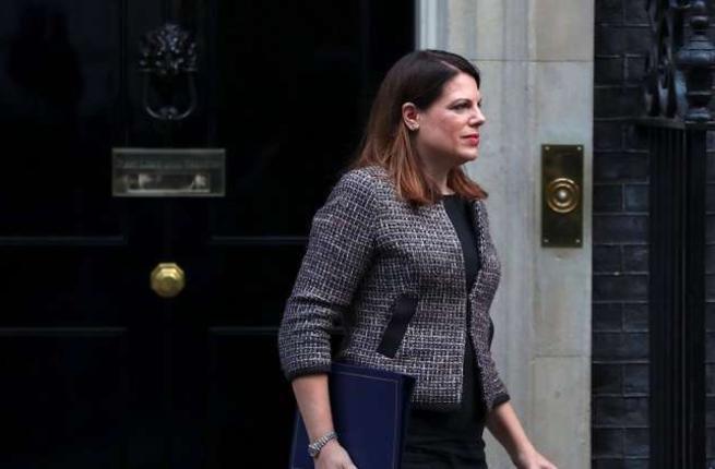 بريطانيا: العثور على مادة مشبوهة في مكتب وزيرة الهجرة