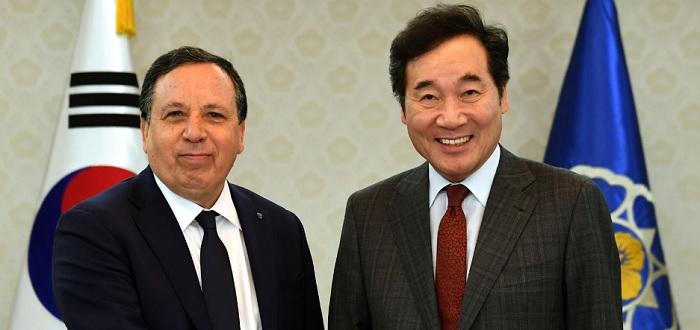 الاتفاق على ارسال بعثة اقتصادية كورية إلى تونس
