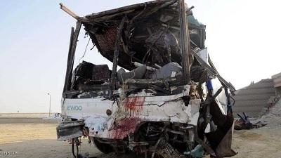 20 قتيلا في حادث مرور بصعيد مصر