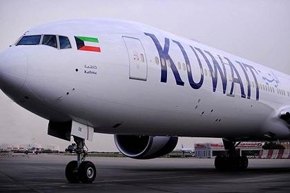 الخطوط الجوية الكويتية توقف رحلاتها إلى بيروت