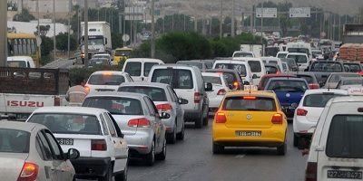 اجراءات وزارة الداخلية للحدّ من الإكتظاظ المروري بالعاصمة