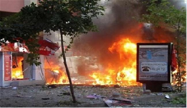 قتلى بإنفجار قنبلة جنوب شرقي تركيا